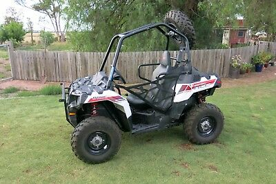 Polaris Ace 325 HD ATV Quad bike. 4x4. AS NEW.