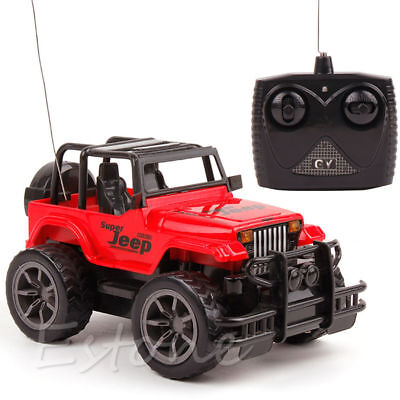 New 1:24 Drift Speed Remote control RC Jeep Off-road vehicle kids Car Toy Gift