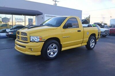 2004 Dodge Ram 1500 RUMBLE BEE 2004 Dodge Ram 1500 Rumble Bee 5.7 HEMI 1 Owner Clean CarFax 70K original miles!