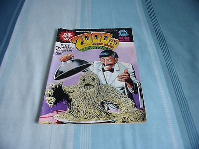 The Best of 2000 AD Monthly January 1988 number 28 used