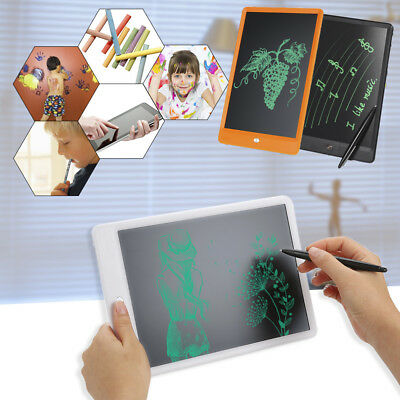 "12"" LCD Writing Tablet Child Graphics Note Pad Digital Drawing Board with Holder"