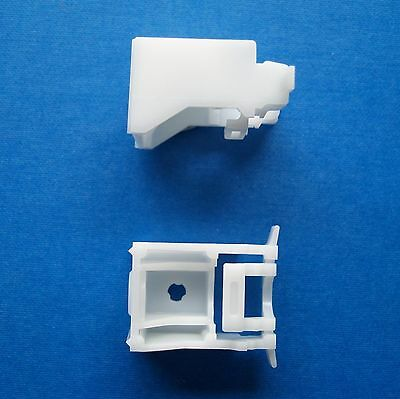4 Silent Gliss Roman blind bottom tape adjusters Ladder control buckle