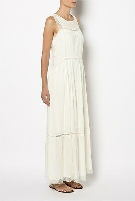 [ WITCHERY ] open mesh maxi dress [ size: 10,12,14 ] suit 10-16 $129.95 NEW!
