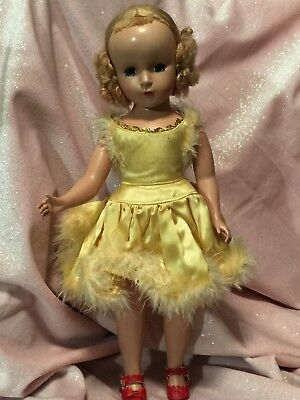 "Vintage Madame Alexander14"" Margaret faced doll calledBabs"