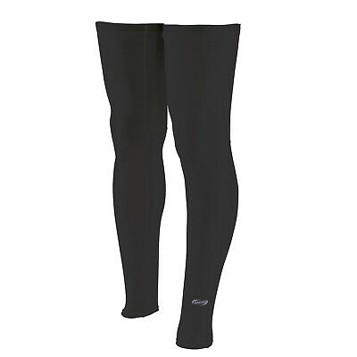 BBB ComfortLegs Cycling Leg Warmers Black