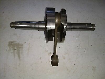 221208 crankshaft Original Piaggio APE