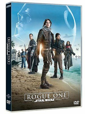 Rogue One: A Star Wars Story (Dvd) Nuovo, Italiano, Originale