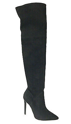 e12ae134769 KENDALL + KYLIE - Ayla Black Over-The-Knee Boot Sz 9.5