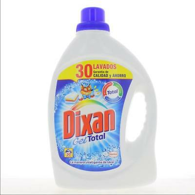DIXAN Set 4 Liquid Detergent 30 Measuring cups Gel Classic