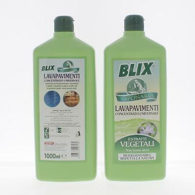 BLIX Set 6 Floor cleaner 1L Saponaria Vegetable Extracts