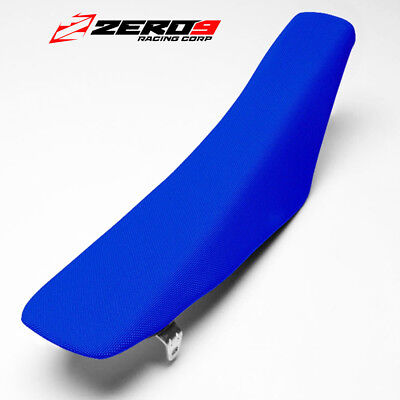 Motocross Gripper Seat Cover FITS KTM EXC 125/200/250/300/450/500 2012-16 BLUE