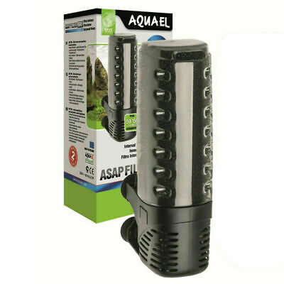 Aquael ASAP 300 Aquarium Fish Tank Internal Filter 300L/h Tanks up to 100L