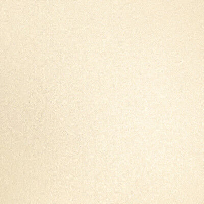 """Crafter's Companion Shimmering Cardstock 6""""X6"""" 20/Pkg Ivory Pearl SC66-IVRY"""