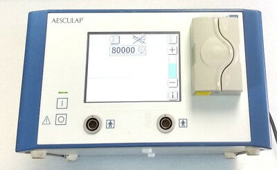 Aesculap GD 670 Microspeed Uni AESCULAP GD670 TESTED FOR POWER ONLY