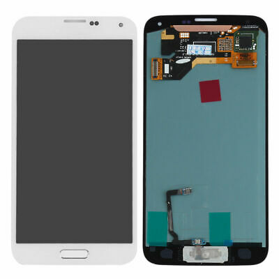 For Samsung Galaxy S5 Black & White OEM Assembly LCD Att Verizon Tmobile Sprint