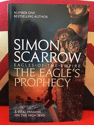 The Eagle's Prophecy by Simon Scarrow (Paperback) Eagles of the Empire Book 6