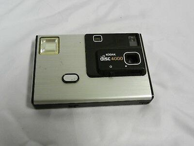 Retro Vintage KODAK Disc 4000 Flash Camera