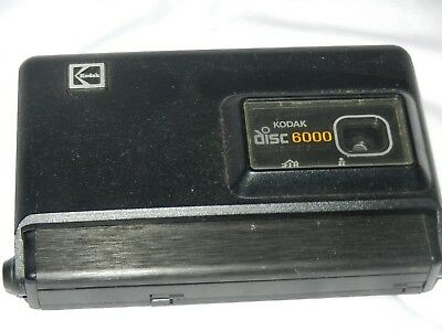 Vintage Kodak Disc 6000 Camera