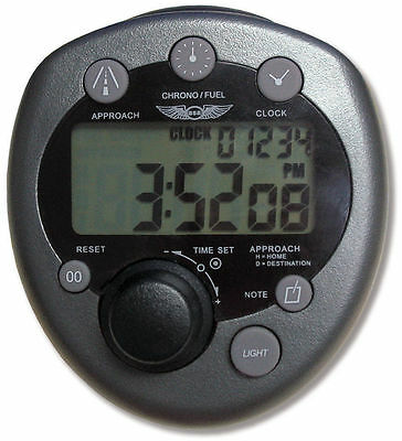 ASA Flight Timer 2 | ASA-TIMER-2 | Aviation Timer | Instrument Pilot