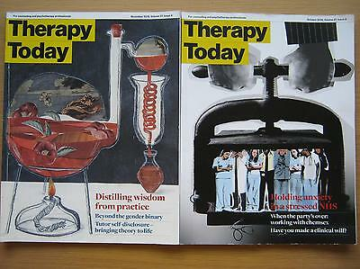 Therapy Today magazine October & November 2016