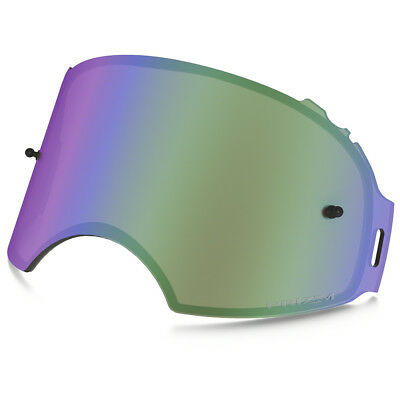 Oakley Airbrake MX NEW Motocross Goggles Tinted Jade Prizm Replacement Lens