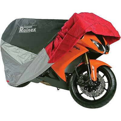 Oxford NEW Mx Rainex Waterproof Medium Motorcycle Motocross Bike Cover