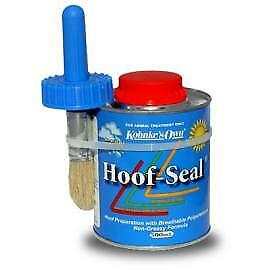 Kohnkes Hoof Seal With Brush 500Ml. Horse And Equestrian