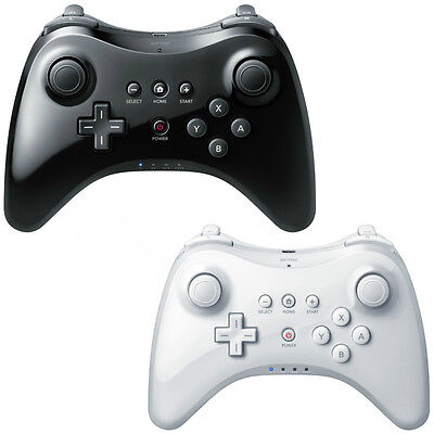 Wireless Bluetooth U Pro Controller Game Jostick Remote Joypad for Wii U Console