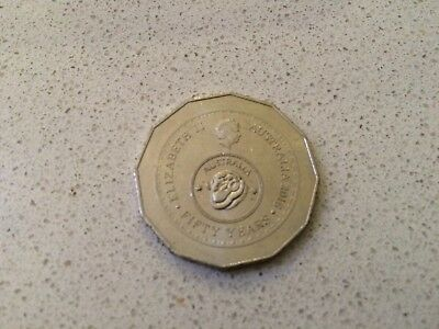 2016 AUSTRALIAN 50c COIN FIFTY YEARS DECIMAL CHANGEOVER CURRENCY UNCIRCULATED