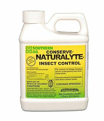 Southern Ag Conserve Naturalyte Insect Control, 16oz - 1 Pint