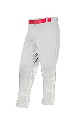 All-Star Relaxed Fit Adult Baseball Pants - White