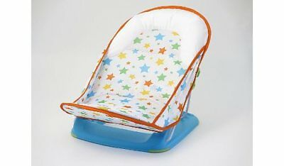 Brand New Summer Infant Deluxe Folding Bath Baby Bather FREE UK POST
