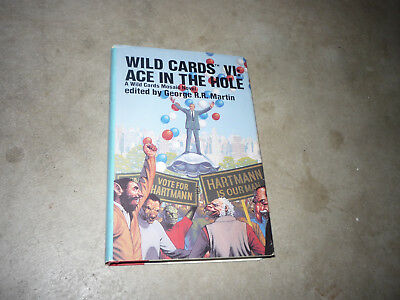 Wild Cards VI: Ace in the Hole George R.R. Martin Hardcover