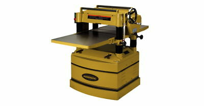 """Powermatic 1791315 209HH, 20"""" Planer, 5HP 1PH 230V with set of new cutter insert"""