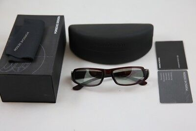9063f1975f5 Great Nos Porsche Design P2013 Brille Sunglasses! New