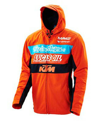 Tld  Ktm Troy Lee Designs Factory Team Jacket Team Logo $135 Now $109 All Sizes