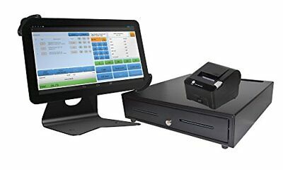 "Royal Sovereign RPOS-10M Smart 360 POS Cash Register 10"" Tablet No Monthly Fee"