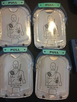 Phillips Heartstart Onsite FRx AED Adult PADS HS1 EMS IAFF OD Emergency First MD