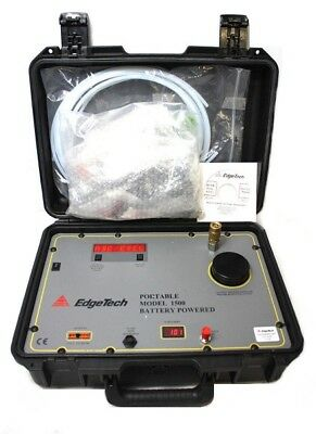 EdgeTech 1500 Portable Battery Powered Dew Point Monitor