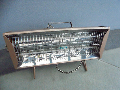 Vintage Sunray Radiant Space Heater VGC Retro Working Well