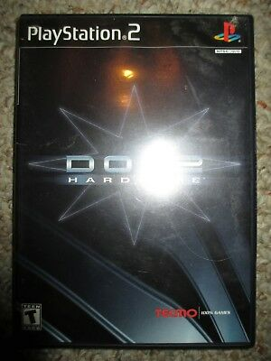 Dead or Alive 2: Hardcore  (Sony PlayStation 2, 2000) PS2 DOA Complete