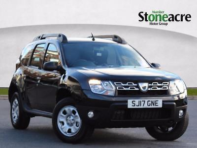 2017 Dacia Duster 1.5 dCi Ambiance SUV 5dr Diesel Manual (start/stop) (115