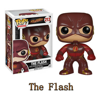 POP! Television-The Flash - Barry Allen Vinyl Action Figure Collection Toys Gift