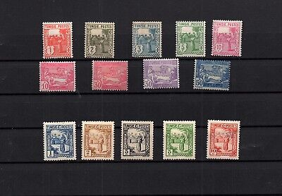 Tunisie French Colonies -  Set Of Stamps - Traditions  -  Mh  Lot (Tun 93 )