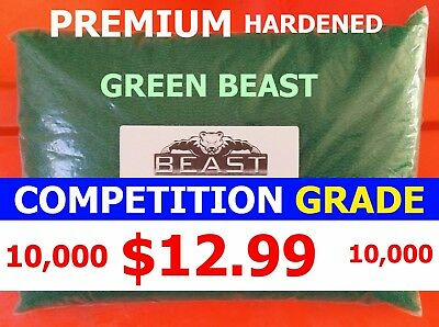 HARD 7-8mm Gel Balls PRO Grade Beast Competition 10,000 gel ball gun ammo 💥