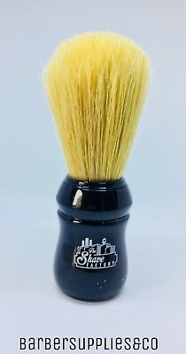 The Shave Factory Boar Bristle Quality Shaving Brush , Omega Rebranded -