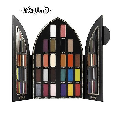 KAT VON D Satin & Sinner Eyeshadow Palette Set Gift Christmas