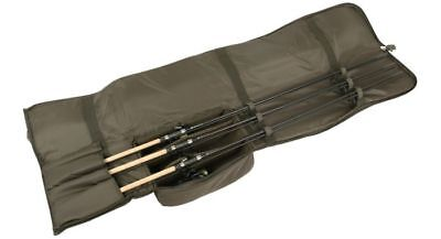 Nash Tackle Carp Fishing 3 Rod Apache Holdall 12ft  New   T3400
