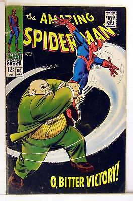 Amazing Spider-Man (Vol 1) # 60 sehr gut (VG) RS003 Marvel Comics Silver Age