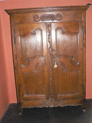 antique armoire 18th century origin France a real bargain at this price!